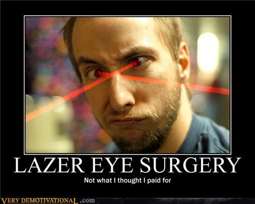 LAZER EYE SURGERY