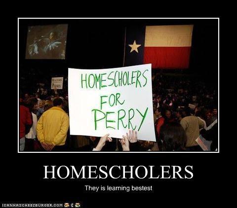 HOMESCHOLERS