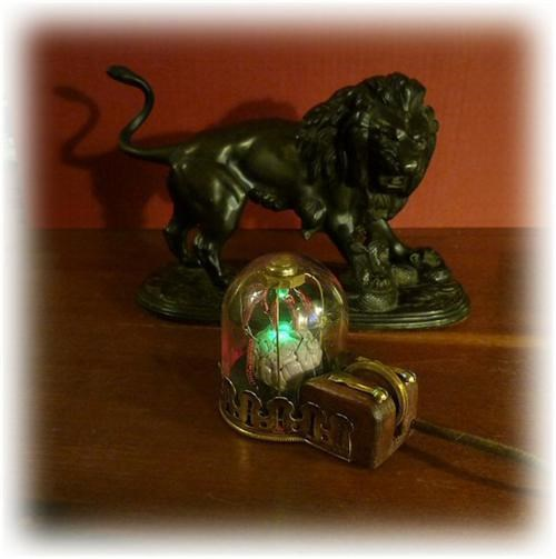 Steampunk Mouse Of The Day