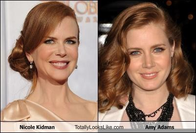 Nicole Kidman Totally Looks Like Amy Adams