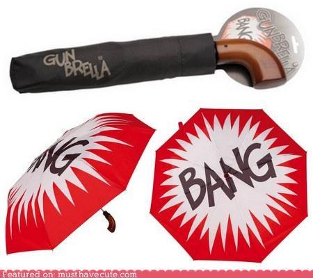 bang,gun,handle,umbrella