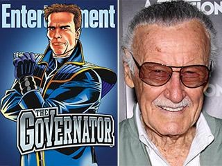 Stan Lee's New Project Of The Day: The Governator