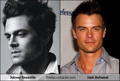 EDIT THIS: Johnny Knoxville Totally Looks Like Josh Duhamel