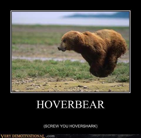 hoverbear,hovershark,wars