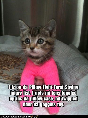 Pillow Fight 20011