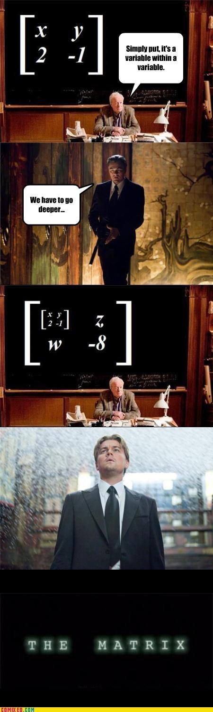 confusing,Inception,matrix,Movie