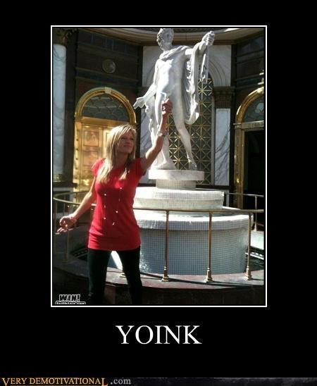 statue,wiener,yoink