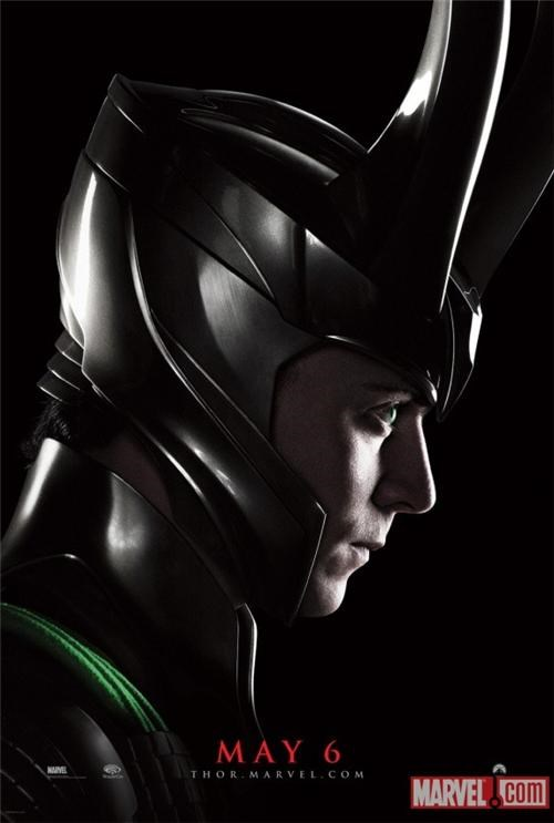 Official Posters Of The Day: Thor