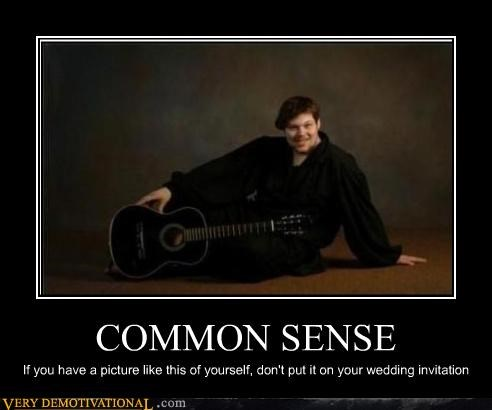 bad photo,common sense,guitar,wedding