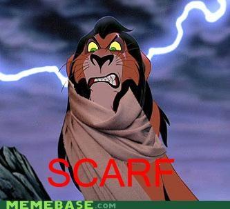 Hipster Disney: SCAR(f)