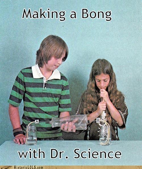 funny,science,vintage,weed