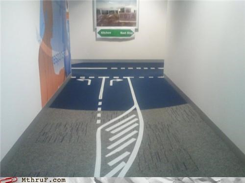 Office Traffic Solution
