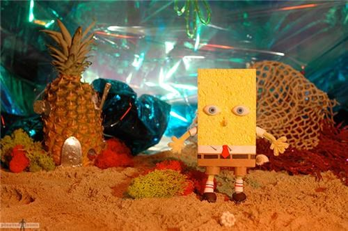 Sponge Bob Squarepants IRL Of The Day