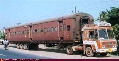 Sweet Truck Train