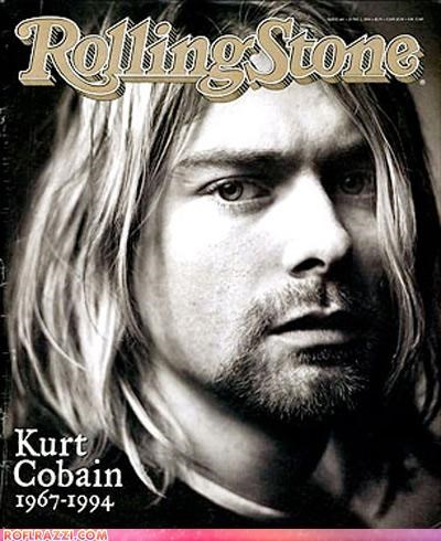 RIP Kurt Cobain