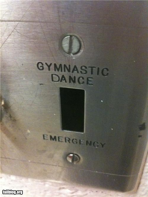 Dance Emergency