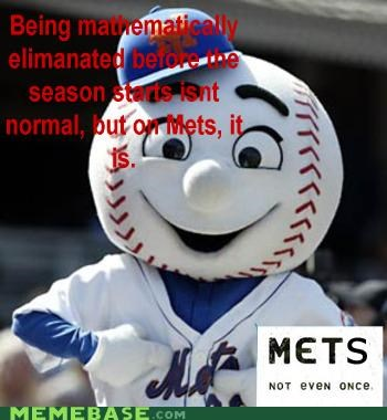 baseball,mets,Not Even Once