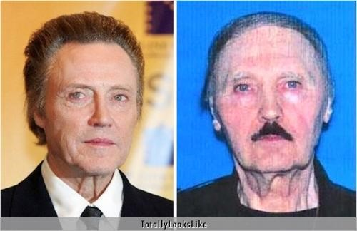 Tony A. Kadyhrob Totally Looks Like Christopher Walken