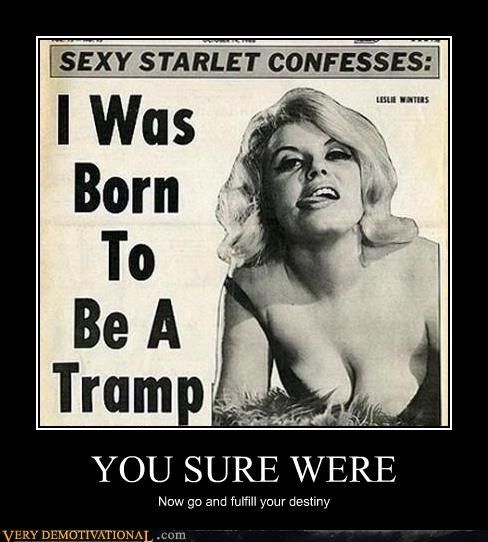 news,old timey,starlet,tramp