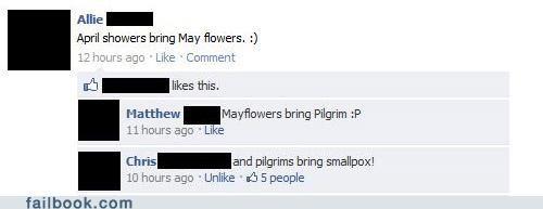 Showery, Flowery Death