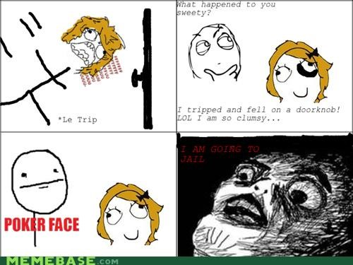abuse,doorknob,girlfriend,jail,Rage Comics,raisins-super-fuuuu