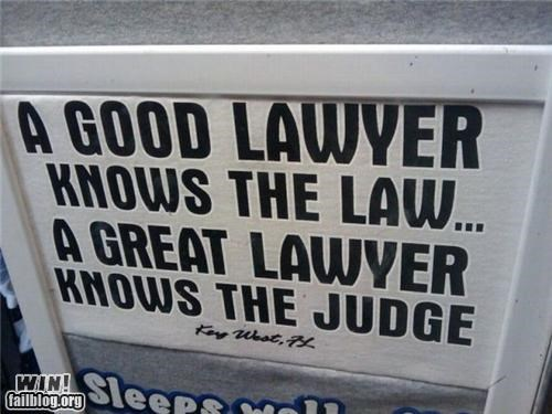 Great Lawyer WIN