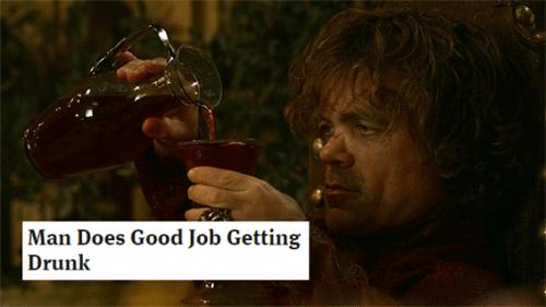 tumblr,Game of Thrones,season 5,headlines,newspaper