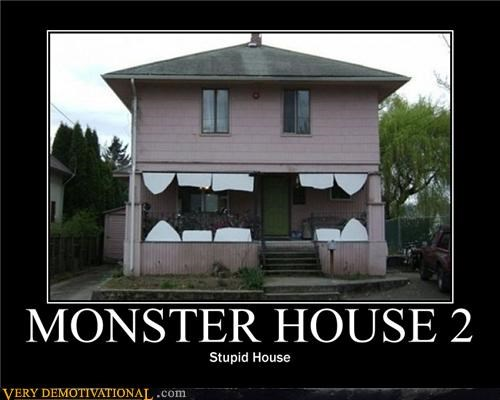 MONSTER HOUSE 2