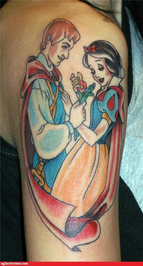FAIL,snow white,hands,tattoos,funny