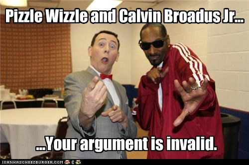 Pizzle Wizzle and Calvin Broadus Jr...