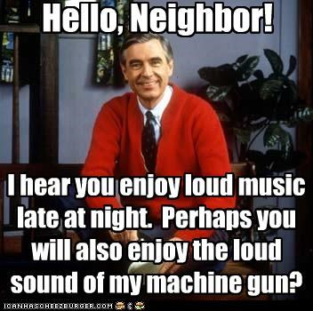 Fred Rogers: Stay Off His Sh*t List