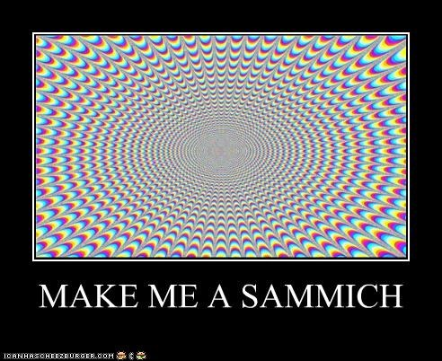 MAKE ME A SAMMICH