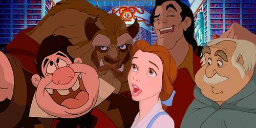 Beauty and the Beast,cast,instagram,josh gad,kevin kline,emma watson