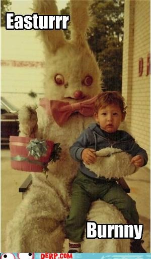 bunny,creepy,critters,easter,Easter Bunny,holiday