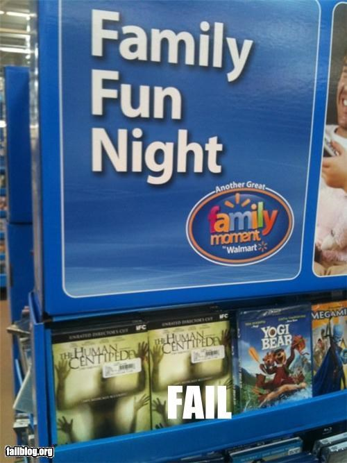 Family Fun Nightmares