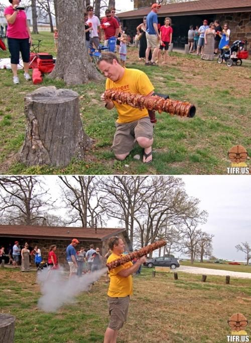 Bacon Bazooka of the Day