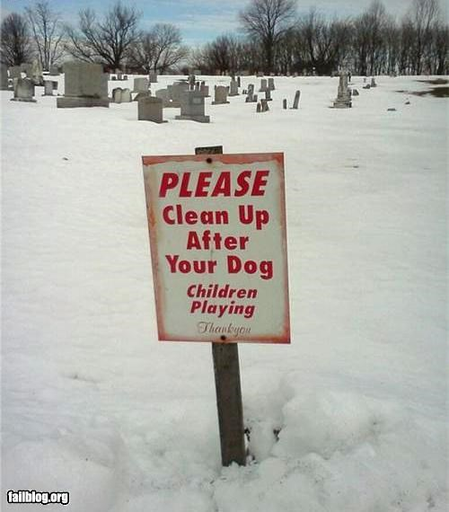 Oddly Specific: Children Shouldn't Play With Dead Things