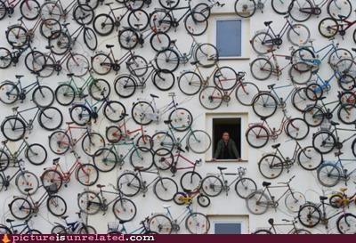 bikes,OverKill 9000,wall