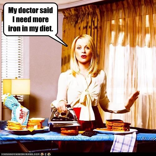 My Doctor Said...
