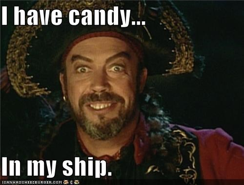 I Have Candy...