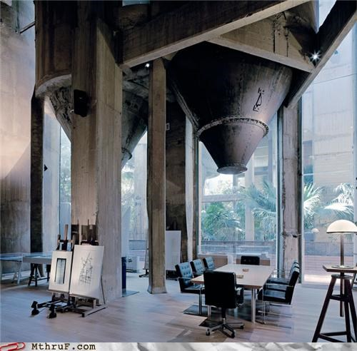 Awesome Office: Old Silo