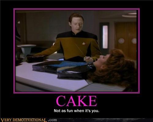 cake,data,delicious,Star Trek
