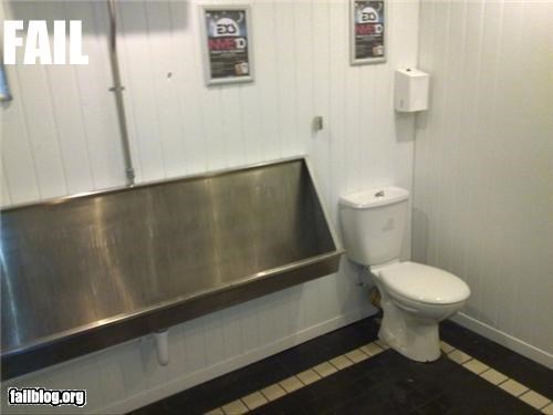 bathroom,failboat,g rated,placement,toilet,urinal