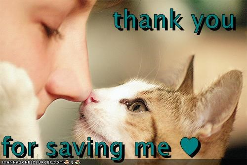 thank you  for saving me ♥