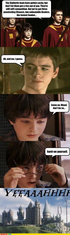 Harry Potter,innuendo,quidditch,sexy