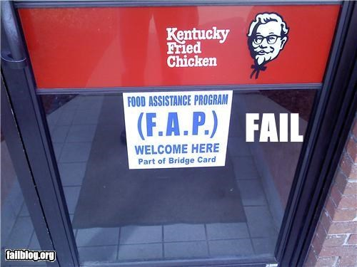 KFC Abbreviation FAIL
