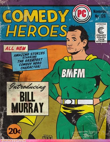 Comedy Heroes: Bill Murray