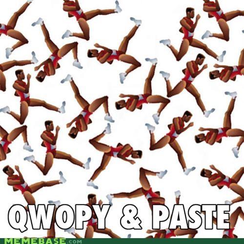 QWOPy & Paste