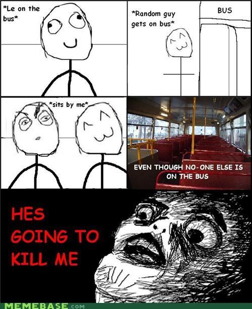 Random Bus Guy