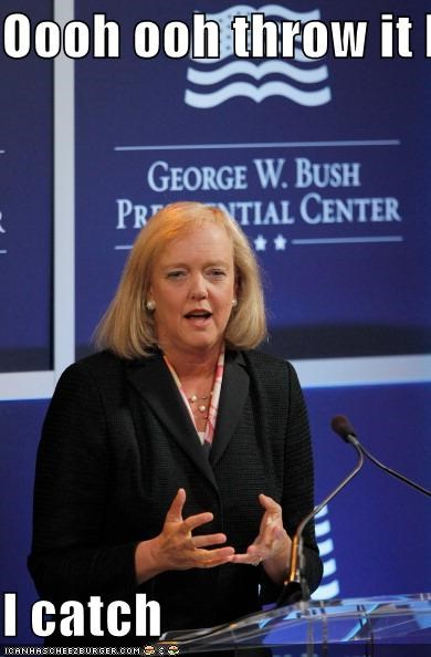 meg whitman,political pictures